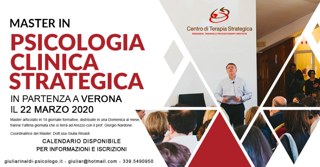 Master In Terapia Strategica Breve Nologo